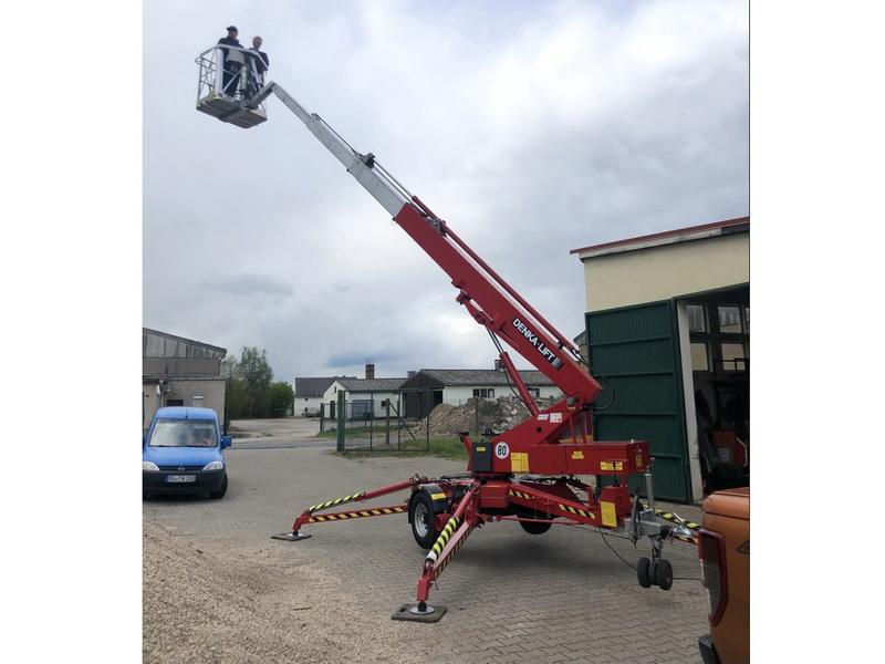 Gemeinde Röderaue erhält voll instandgesetzten DK18