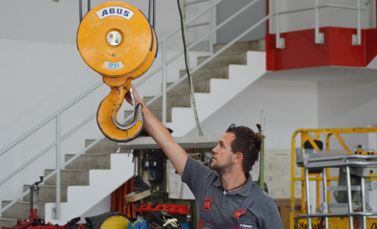 Lift-Manager Arbeitsbuehnen-Service