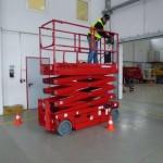 Lift-Manager Arbeitsbühnen Service - Training