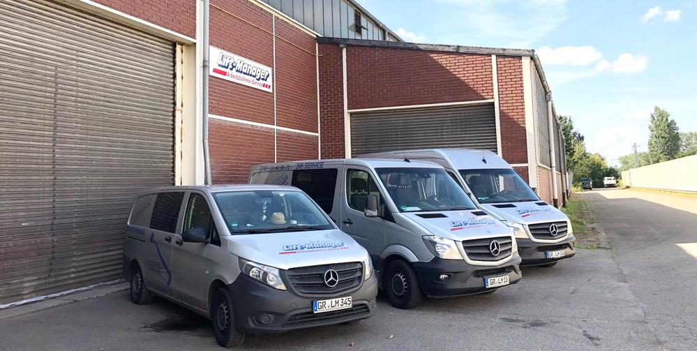 Lift-Manager Arbeitsbühnen Service - Bobstadt