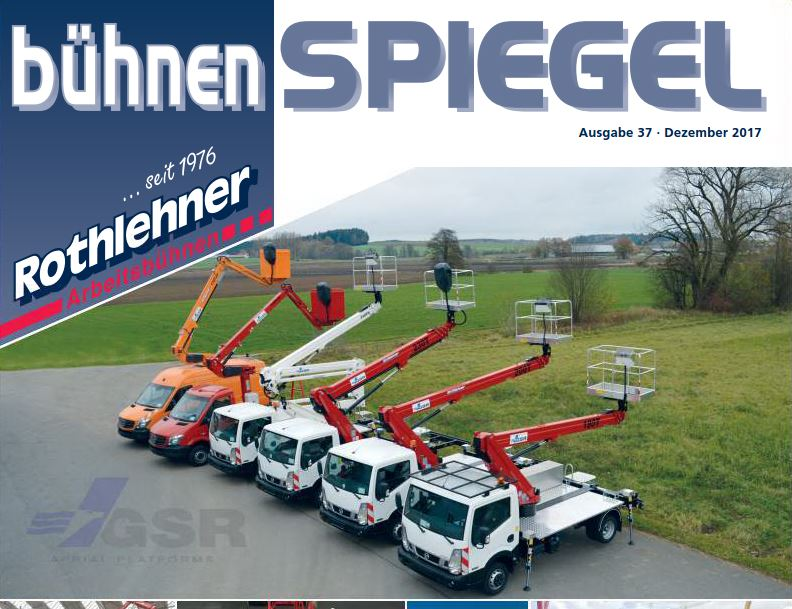 Bühnenspiegel December 2017