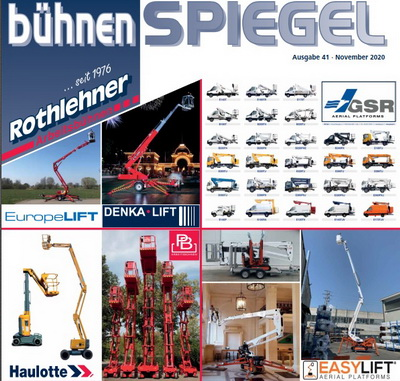 Bühnenspiegel Issue 41