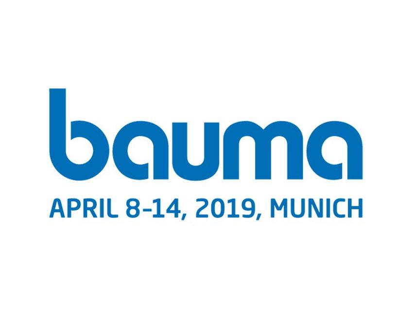 That was the BAUMA 2019